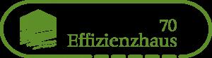 Logo dena Effizienzhaus 70